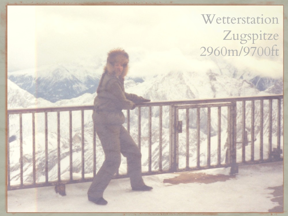 Zugspitze.Germany.1983
