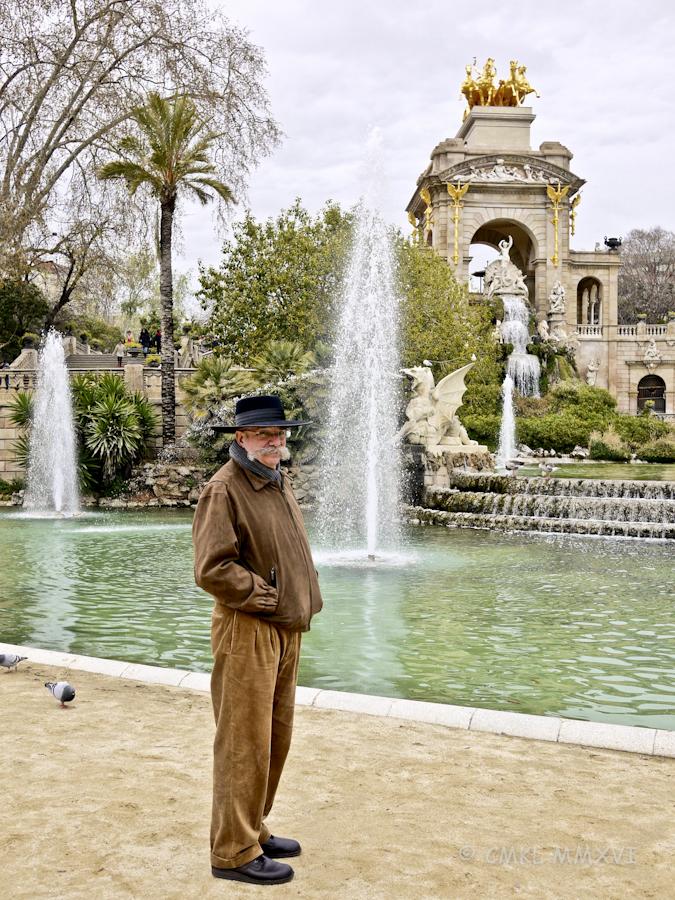 Last Excursion in Barcelona