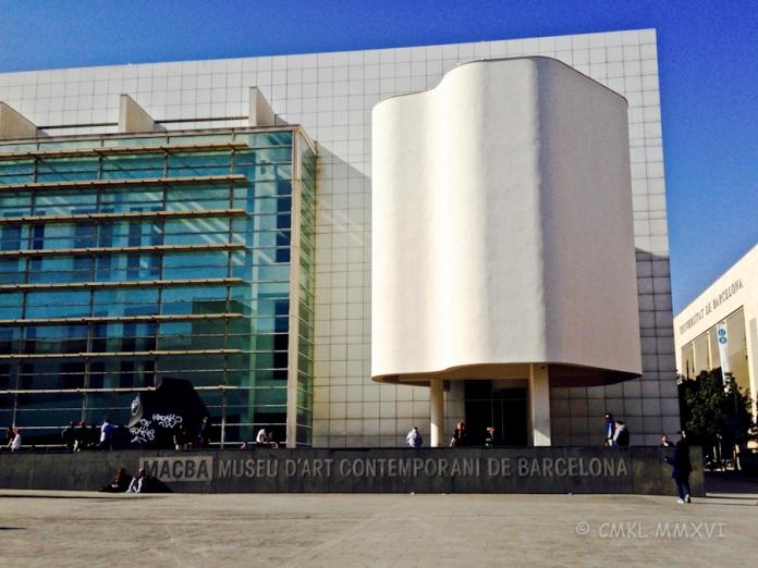 The Contemporary Art Museum of Barcelona