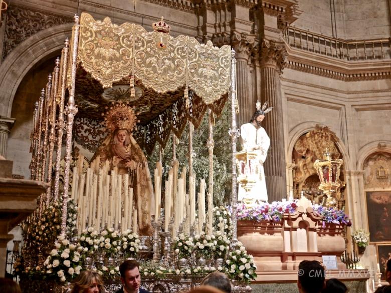 María Santísima de la Encarnación & Nuestro Padre Jesús Cautivo