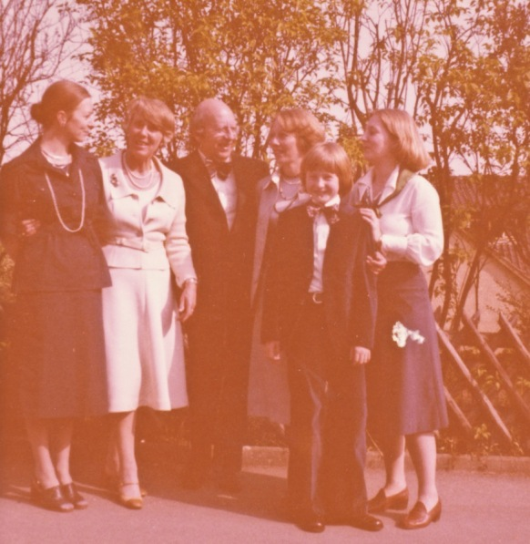 Some long forgotten formal family affair