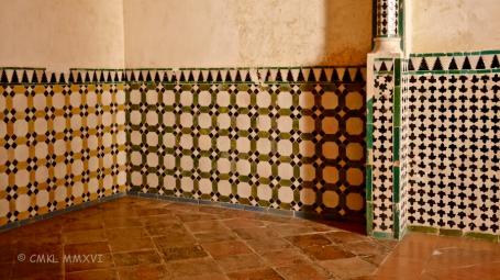 Alhambra Visit - Palacios
