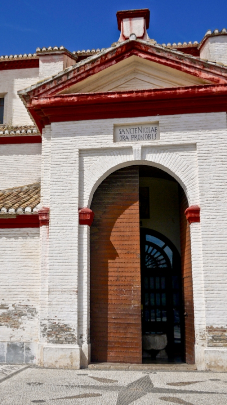 Granada - Walk through the Albayzín