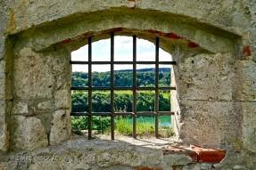 Past this window,