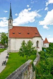 St. Hedwig's Chapel