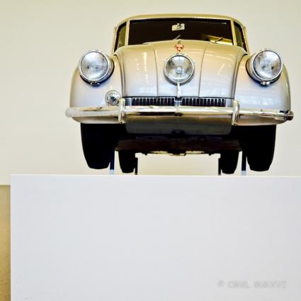 """""""Tatra 87"""" designed by Hans Ledwinka [1878 - 1967] in 1937 for Tatra."""