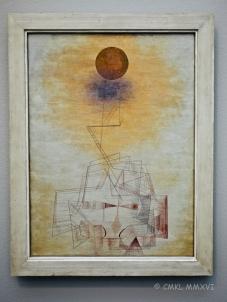 "Paul Klee ""Grenzen des Verstandes"" 1927 [The Intellect's Limitations]"