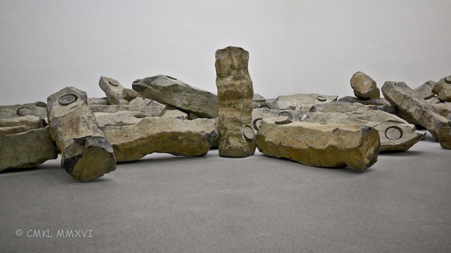 "Joseph Beuys ""Das Ende des 20. Jahrhunderts"" 1983"
