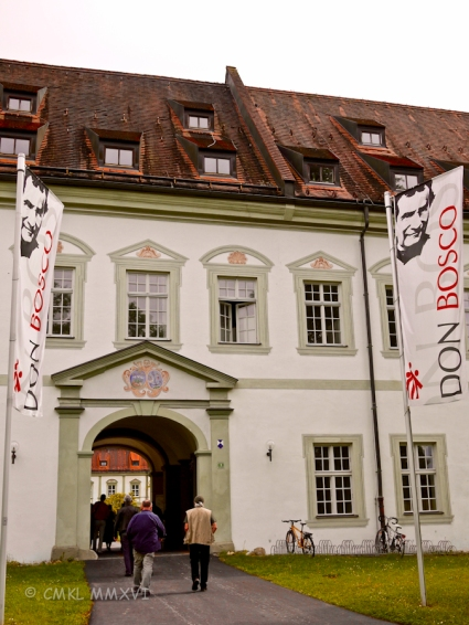 In Benediktbeuern is one of the highly regarded Salesian Preventive System of Education, named after its founder Saint Giovanni Melchiorre Bosco called Don Bosco