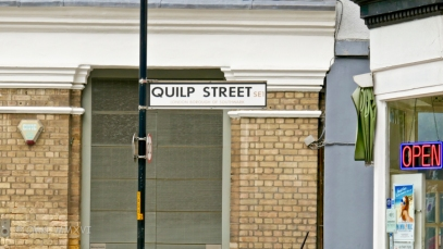 Dickens used to live here as a child [among other Southwark locations]