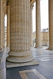 puny columns,
