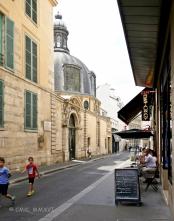 Sarah Bernhardt was born here -