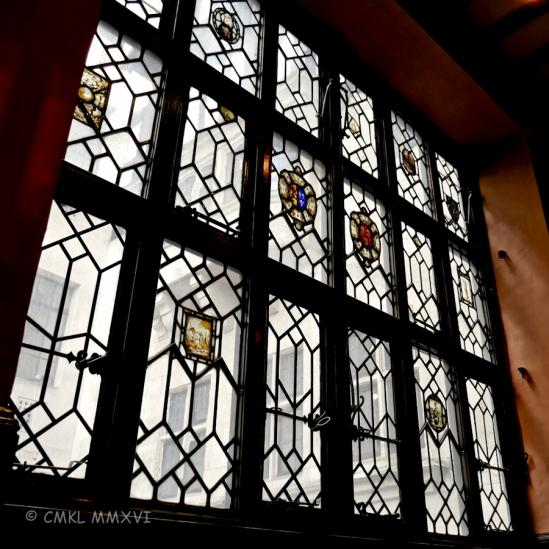 ... mullioned windows