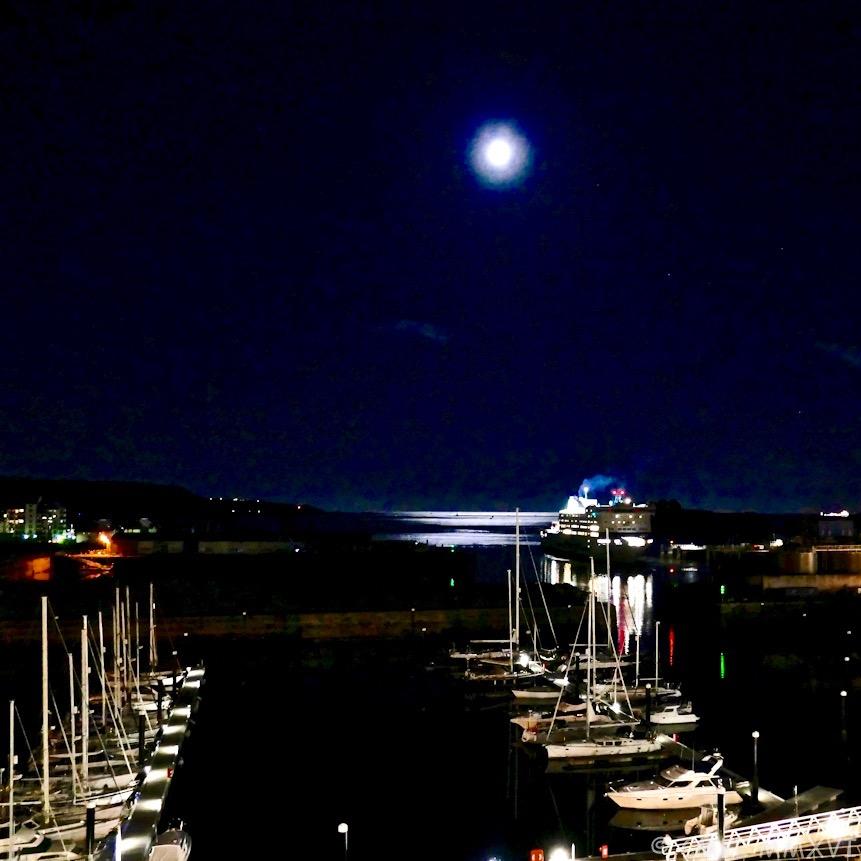 Nightly departure