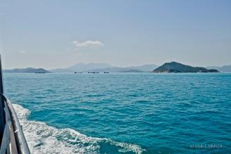 ... surrounding Hong Kong