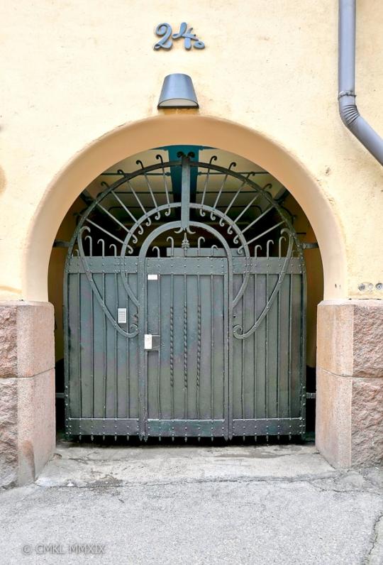 The Ruoko gate